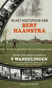 Omslag Bert Haanstra Wandelgids
