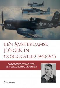 Omslag LR Amsterdamse jongen in oorlogstijd