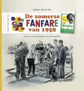 Omslag Zomerse fanfare 1958