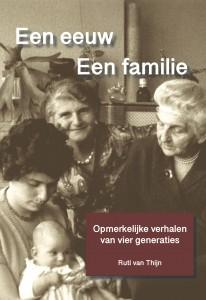 Omslag DEF Een eeuw - Een familie